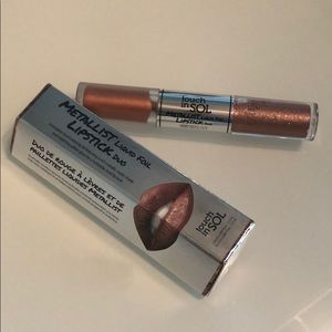 Touch in Sol Makeup - NIB Touch in Sol Lipstick Duo in Penny